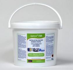 Aawyx® 720 Pastille Alcaline Désinfectante